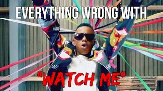 Download Everything Wrong With Silentó - ″Watch Me″ Video