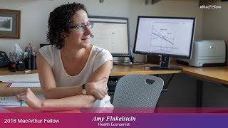 Download Health Economist Amy Finkelstein | 2018 MacArthur Fellow Video