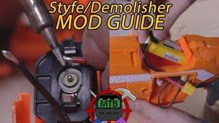 Download How To Make A Super Demolisher | MAKE TEST BATTLE Modding Tutorial Video