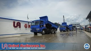 Download United Auctioneers Inc. - Trucks & Heavy Equipment Unreserved Public Auction Video