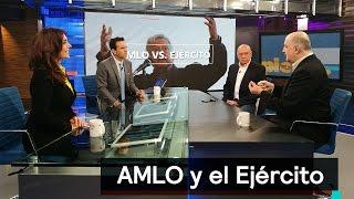 Download AMLO y las Fuerzas Armadas, el análisis - Despierta con Loret Video