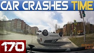 Download Car Crashes Compilation - Best of the Week - Episode #170 HD Video