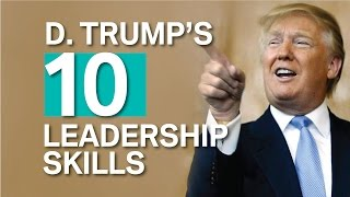 Download Interview Donald Trump LEADERSHIP skills HD (Make America Great again) Video