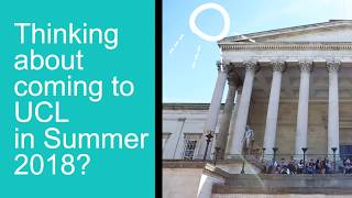Download What happens at the UCL Summer School? Video
