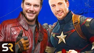 Download 10 Superhero Actors Who Are Best Friends Outside The Avengers Video