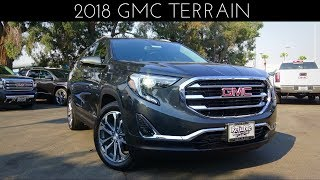 Download 2018 GMC Terrain 2.0 L Turbocharged 4-Cylinder Review & Test Drive Video