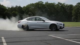 Download 2018 Infiniti Q50 Red Sport 400 First Drive Review Video