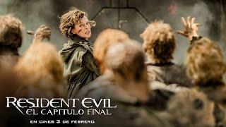 Download RESIDENT EVIL: EL CAPÍTULO FINAL. TRÁILER OFICIAL en español HD. Ya en cines. Video