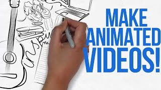Download HOW TO MAKE ANIMATED VIDEOS LIKE ME!! Video