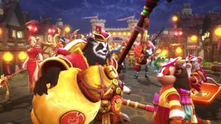 Download Heroes of the Storm - Lunar Festival Video