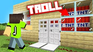 Download I Was HACKED In MINECRAFT & GOT TROLLED! Video