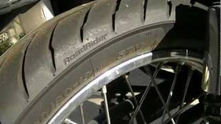 Download Avon RoadRider Motorcycle Tire Review - Royal Enfield Bullet Video