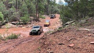Download Flash Flood in Payette Draw Pyeatt Draw Arizona Video