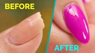 Download How to Fix A Broken Nail Fast! Video