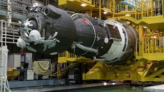 Download Soyuz MS-04 Construction, Testing and Integration Video