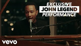 Download John Legend - Vevo Go Shows: All Of Me Video