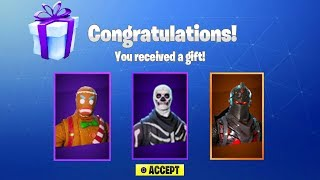 Download NEW FORTNITE UPDATE OUT NOW! NEW GIFTING SYSTEM IN FORTNITE! (FORTNITE BATTLE ROYALE) Video
