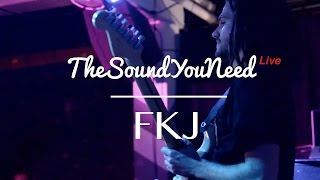 Download FKJ Live - TSYN Album Launch Party Video