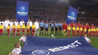 Download 2012 Euro Cup Semi Final Spain vs Poturgal Video