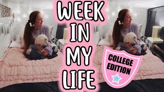 Download COLLEGE WEEK IN MY LIFE @ UGA! Classes, Friends & Working Out At The University of Georgia! Video