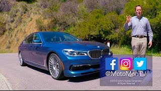 Download 2017 BMW Alpina B7 TECH REVIEW – The M Dvision G12 7 Series? (1 of 2) Video