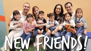 Download NEW FRIENDS!!! - January 25, 2017 - ItsJudysLife Vlogs Video