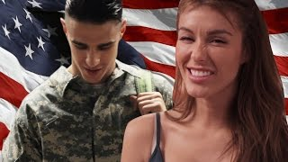 Download Awkward Things People Say To Soldiers Video