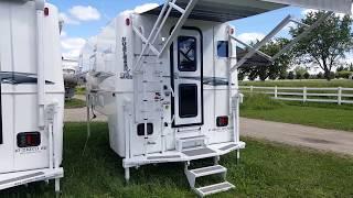 Download 2017 Northern Lite 10'2 EX RR Dry Bath Truck Camper @ Camp-Out RV in Stratford Video
