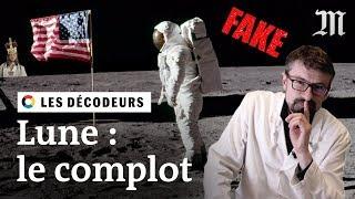 Download Apollo 11 : le complot lunaire (ft. La Tronche en Biais & Hugo Lisoir) #LesDécodeurs Video