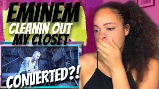 Download Mumble rapper fan reacts to Eminem - Cleanin' Out My Closet Video