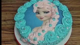 Download Elsa Torte/Frozen/Eis Königin #3 Video