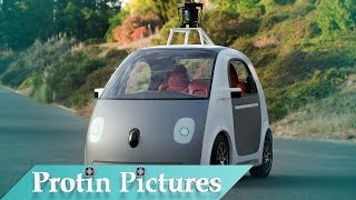 Download How Does Google's Driverless Car Work? Video