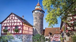 Download Top Tourist Attractions in Nuremberg Video