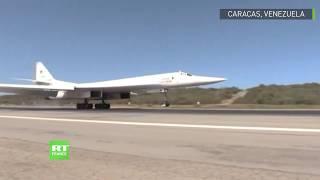 Download Venezuela : des avions russes arrivent à Caracas pour des manœuvres militaires conjointes Video