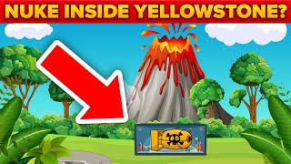 Download What If We Put A NUKE Inside Yellowstone Volcano? Video