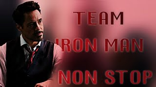 Download Team Iron Man + Hamilton || Non Stop Video