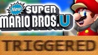 Download How New Super Mario Bros U TRIGGERS You! Video