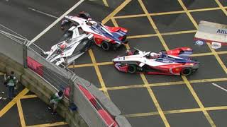 Download Mortara Wins Fast & Furious Hong Kong E-Prix (2019) Video