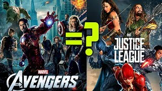 Download Justice League: Every Similarity to The Avengers Video