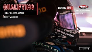 Download Formula Drift Monroe - Qualifying LIVE! Video
