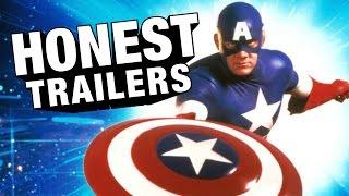 Download Honest Trailers - Captain America (1990) Video