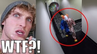 Download KILLER CLOWN INVADES OUR HOME! (security footage) Video