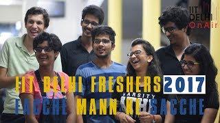 Download IIT Delhi Freshers 2017 || ″Facche″ mann ke ″sacche″ Video