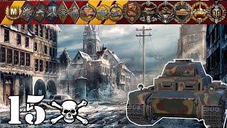 Download World of Tanks / Pz. II j .. 15 Kills Video