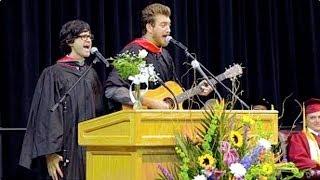 Download HS Graduation Speech - Rhett & Link Video