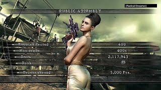 Download Resident Evil 5 PS4 NO MERCY 2117k Public Assembly Excella 60fps Video