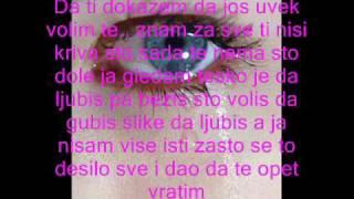 Download Mr.Black - Nedostajes mi 2011 (Text Pesme) Video