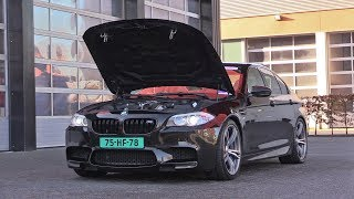 Download 710HP BRABUS BMW M5 F10 with HARTGE EXHAUST SYSTEM! Video