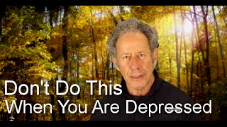 Download Five Things Not to Do When You Are Depressed Video