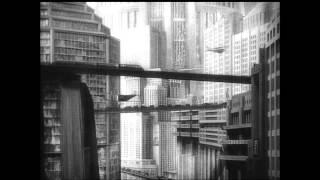 Download Metropolis (1927) - The Cityscape Video